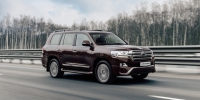 Toyota Land Cruiser за 2,6 млн руб угнали в деревне Рузского округа - Красное знамя